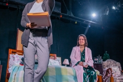 Helen Kim & Maria de Marco in My Carer (July 2018).  Katt Gao Photography ©