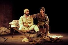 Navid Ghasemi & Talin Agon in Shades of Light (Jan 2020). Photo © Amir Habibi & Walk Now Productions